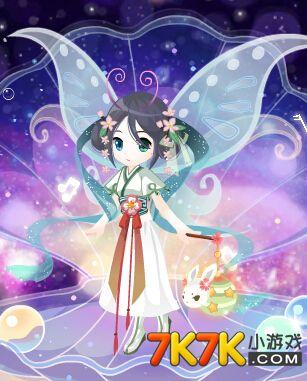 小花仙服装搭配展示【雪幻°】