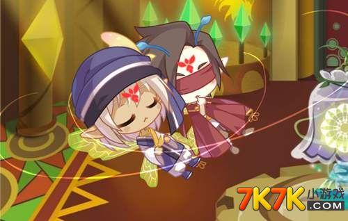 7k7k小游戏 小花仙 任务功略  小只的西蒙和小只的塔巴斯,可爱~ ps