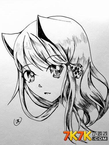龙斗士手绘涂鸦狼人
