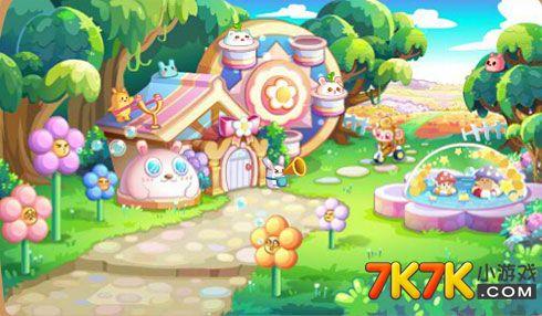 奥比岛琳娜公主的小屋房型展示