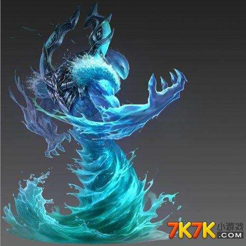 英魂之刃一周活动预告 首个大招溅射英雄水元素登场图片