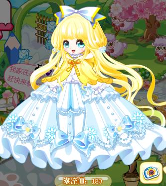 萌萌哒的小公主,可爱的,温柔的,阳光的,小伙伴们属于哪一种呢?