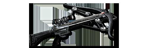 """什么叫弩呢?弩也被称作""""窝弓""""、""""十字弓""""。古代用来射箭的一种兵器。它是一种装有臂的弓,主要由弩臂、弩弓、弓弦和弩机等部分组成。弩的装填时间比弓长很多,而且在同样的开弓磅数情况下,它比弓的射程要近。弩发射的箭矢短而粗,质心在气动中心前段,箭头在空中飞行时易于下坠,所以在近距离内杀伤力比弓更强,同时由于弩是一个稳定的射击平台,开完弓后就无须强大的臂力支持,所以便于瞄准因而弩的命中率更高,再者,弩的射击步骤简单而易于学习,相对弓而言对使用者的要求也比较低,这也"""