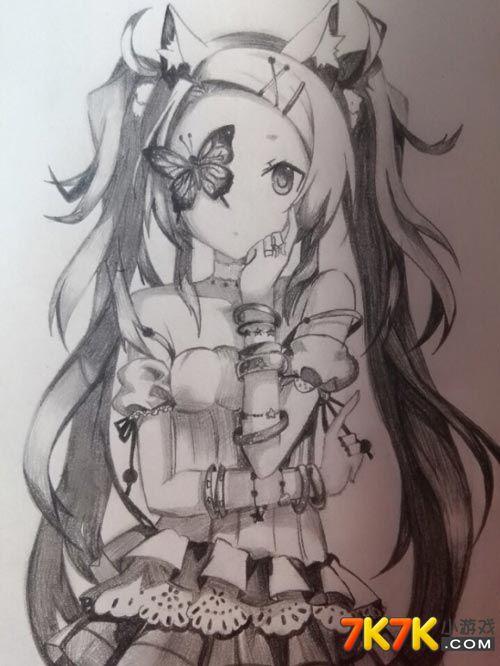 小花仙玩家手绘【馒头】