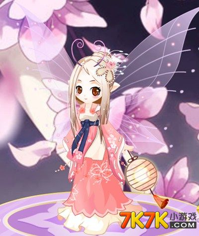 小花仙 任务功略  这身古代娘娘的装扮真的好漂亮哦,头发和头饰很搭
