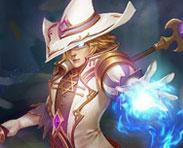 极战联盟暗黑法神白巫师团战技巧 白巫师装备推荐