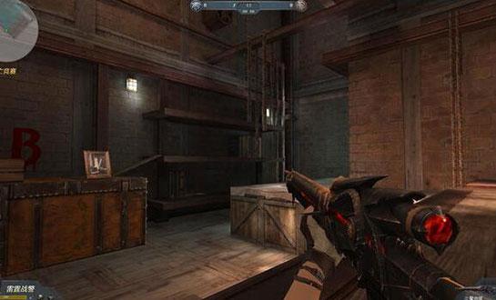 生死狙击巨人钟楼特殊位置打法