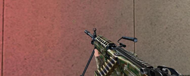 M249-精良之作弹道展示