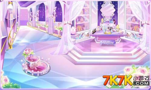 奥比岛梦境香氛城堡房型搭配效果