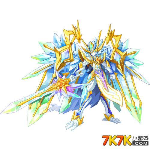 奥奇传说,巨神泰坦   圣剑龙神  永恒创世大天使 圣目