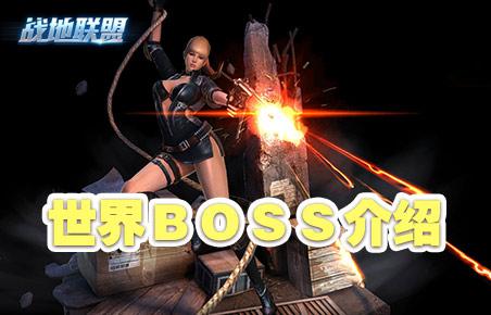 战地联盟世界BOSS攻略 玩家竞技PK