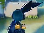 创想【超萌天蓝斗篷】助你虐杀重装大兵视频