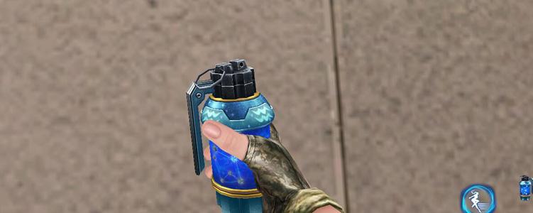 高爆-水瓶座弹道展示