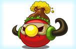 洛克王国暴躁番茄动态图