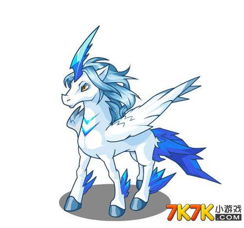 洛克王国钻石独角兽怎么得,在哪抓_洛克王国宠物大全