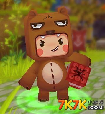 迷你世界熊孩子介绍 熊孩子角色属性详细解析图片