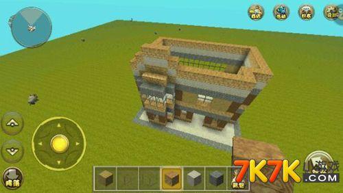 迷你世界超级简单的建筑教程攻略怎么盖房子~小伙伴们图片