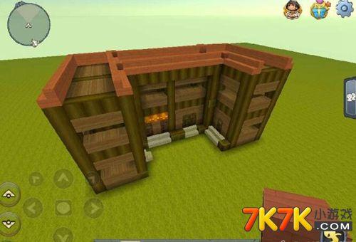迷你世界火柴盒建筑步骤教学 建筑教程分享