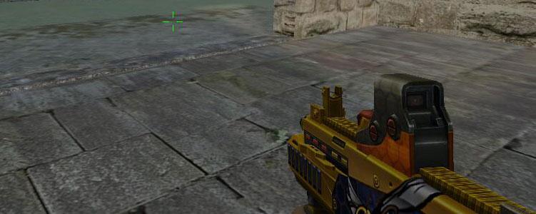 MK5-大黄蜂弹道展示