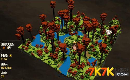 迷你世界漂亮的红树林地图种子代码 地图种子分享