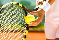 时尚运动网球