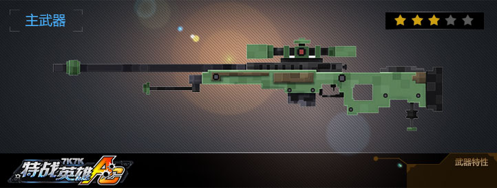 AWM-像素武器展示
