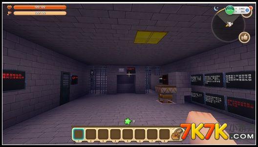 迷你地图逃脱信条:解密世界(勇士越狱)好玩v地图密室梦之攻略图片