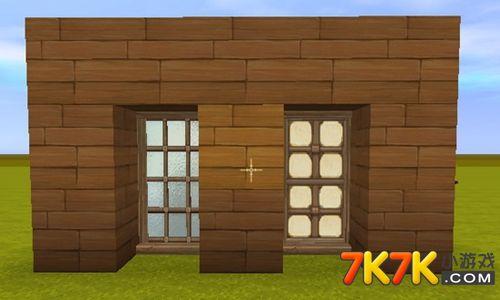 木棍做房子的步骤图片