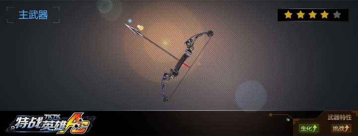逃脱者短弓武器展示