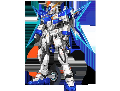 凌云骑士机器人形态