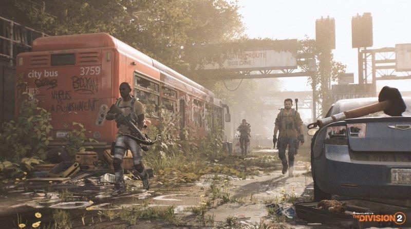《全境封锁2》技术性测试今日开启 仅有PC玩家可玩