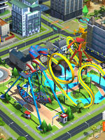 《模拟城市:我是市长》新版本将带玩家玩转游乐园