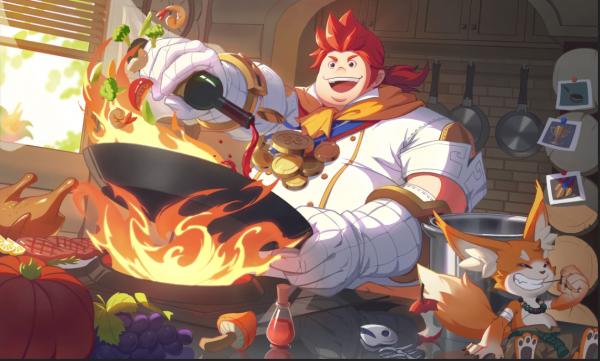 蠢萌厨师上线