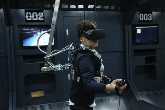 打造沉浸式VR体验,梦神科技确认参展2019 eSmart!