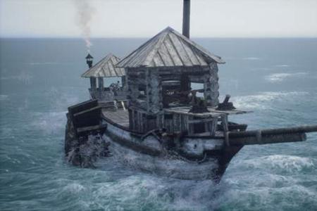 《野性的海洋》发售宣传片