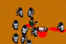僵尸危机小游手机游戏旧事戏介绍 乐高人打僵尸