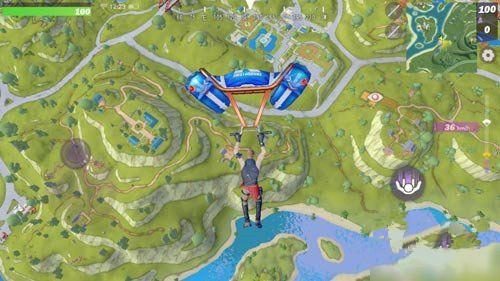 《堡垒前线》跳伞技巧攻略