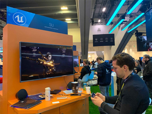 《龙族幻想》亮相GDC 2019开放现场试玩