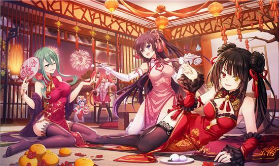 新年活动 春节大作战来袭