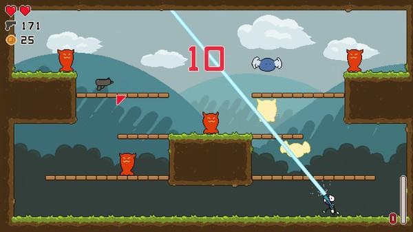 《GUNKID 99》游戏体验超赞  射击感十足