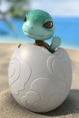 《问道》小乌龟现世寻主