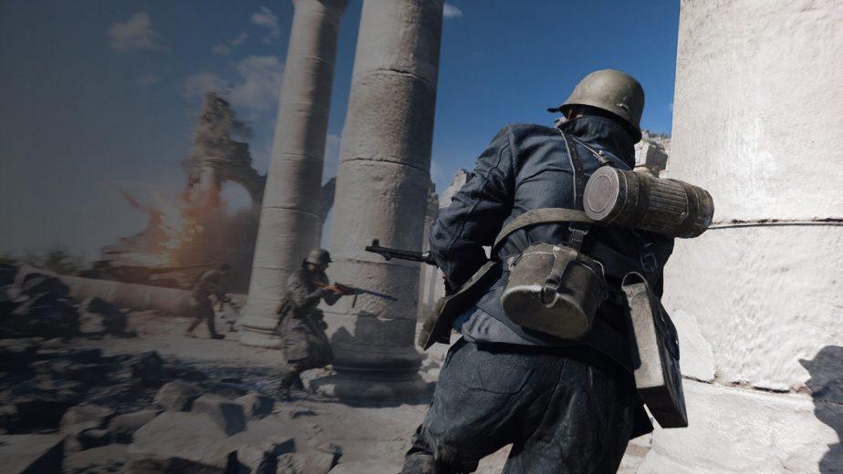 """《战地5》将对战争之潮第二章进行更新 官方称""""更新4"""""""