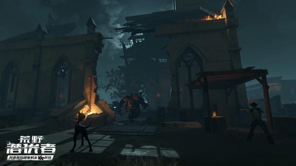 《荒野潜伏者》核心玩法揭秘