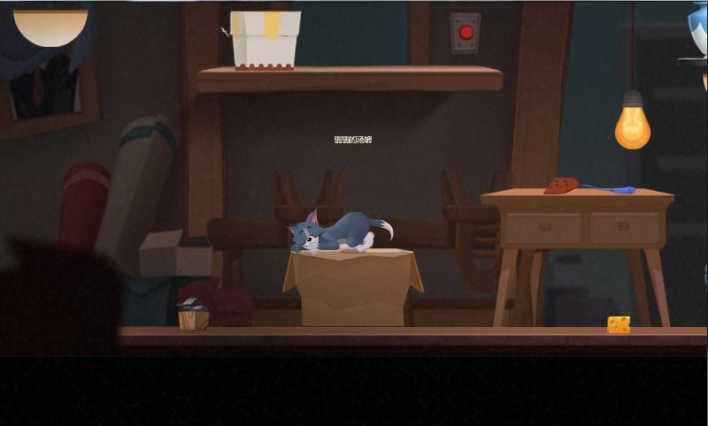 《猫和老鼠》密道位置详情介绍