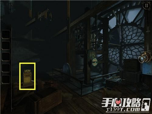 未上锁的房间3第三章攻略11