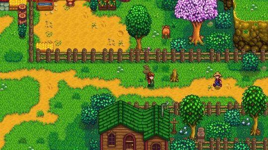 《星露谷物语》手游农场地图详细攻略