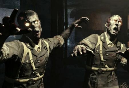 《使命召唤16》将放弃僵尸模式