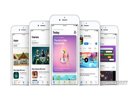 去年中国暂停游戏审批App Store收入狂下降