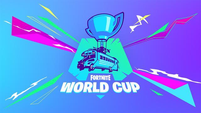 《堡垒之夜》世界杯
