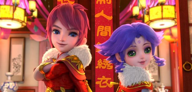 《梦幻西游》双平台新服止于至善